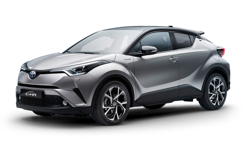 Toyota CHR best price - Import your new Toyota C-HR RHD from