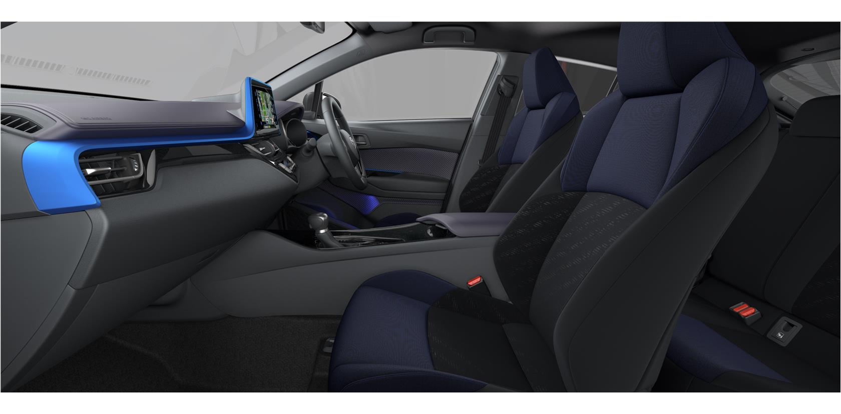 Japanese Engine Import >> Toyota C-HR interior colors - Tax Free Car Hub Seychelles